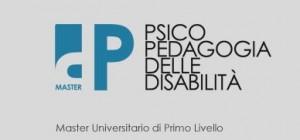 master psicopedagogia disabilità
