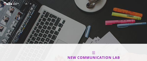 new communication lab